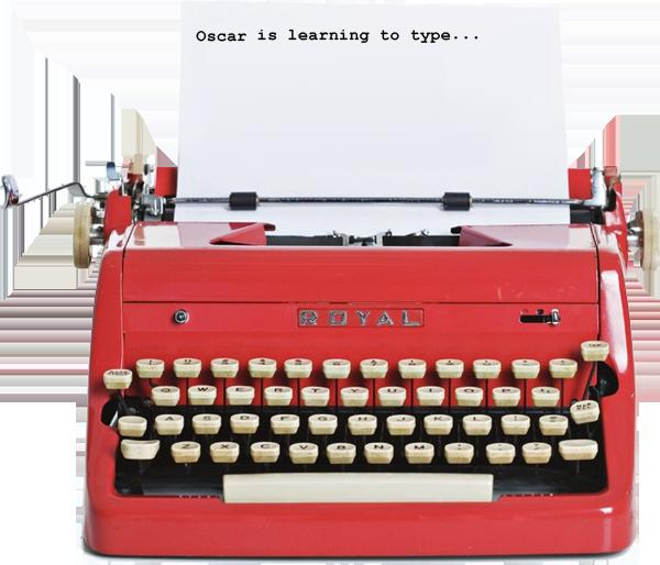 oscar-typewriter